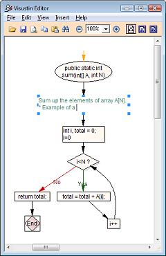 press release visustin v5 flow chart generator updated